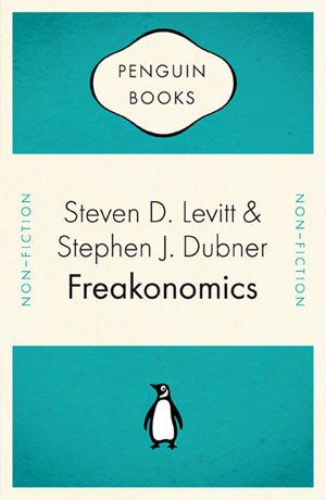 freakonomics by steven d levitt William morrow steven d levitt and steven j dubner's freakonomics doesn't so much explore the hidden side of everything as challenge the angle at which we view it all.
